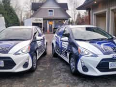 Vinyl car wraps from Wrap Guys
