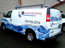 BH Partial Vehicle Wrap