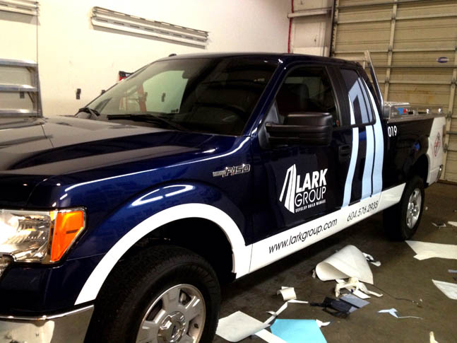 Clark Group Partial Wrap