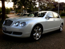 Bentley Full Vinyl Wrap