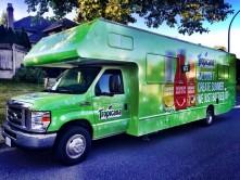 Tropicana Van Vehicle Wrap - Wrap Guys