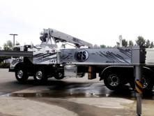 CFS Concrete Pump Decals - Wrap Guys