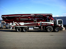 PSI Concrete Pump Wrap