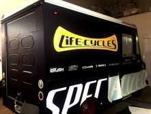 Lifecycles Special Wrap - Wrap Guys