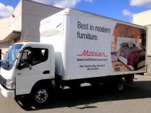 Mobler Van Wraps