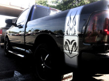Vinyl Graphic Decal
