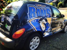 Langley Rams Partial Ram