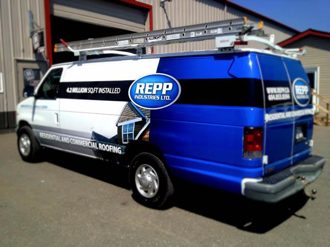 Repp Van Wrap