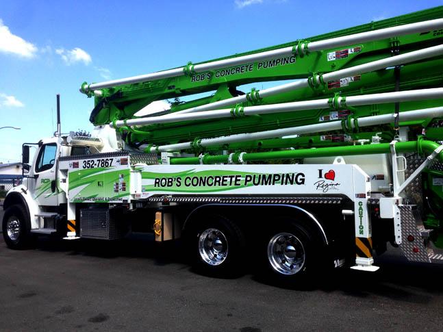 Concrete Pump Special Project