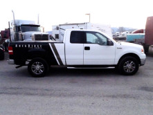 Rockridge Truck Wrap