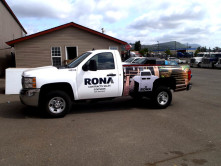 Rona Partial Wrap