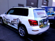 Royal Pacific Vehicle Wrap