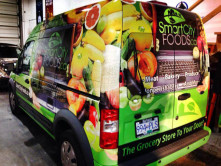 Smart City Foods Full Wrap