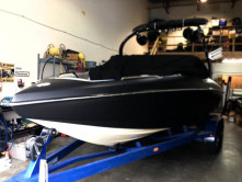 Special Project Boat Wrap