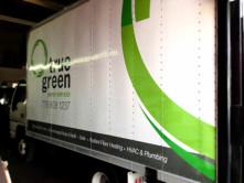True Green Custom Decals