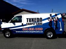 Tuxedo Carpet Full Wrap