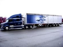 Tractor Trailer Special Wrap