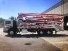 Concrete Pump Wrap