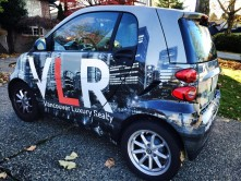 Full Smart Car Wrap
