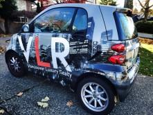Full Smart Car Wrap