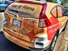 Hear at Home Vinyl Wrap