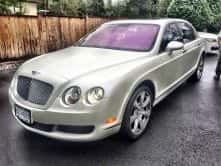Custom Bentley Wrap by Wrap Guys