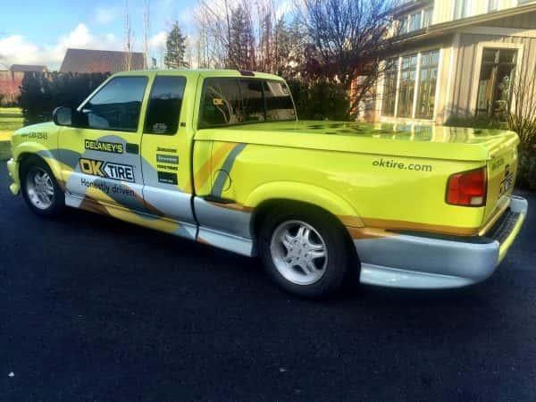 Partial Vehicle Wraps Wrap Guys