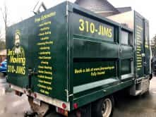 Jim's Moving full vehicle wrap