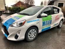 Meier Insurance full vehicle wrap