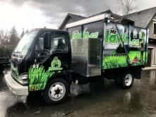 Mr Lawn full vehicle wrap