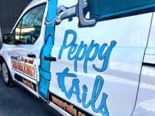 Peppy Tails full vehicle wrap