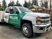 Rollins full vehicle wrap