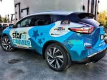 98.3 Star FM full vehicle wrap by Wrap Guys