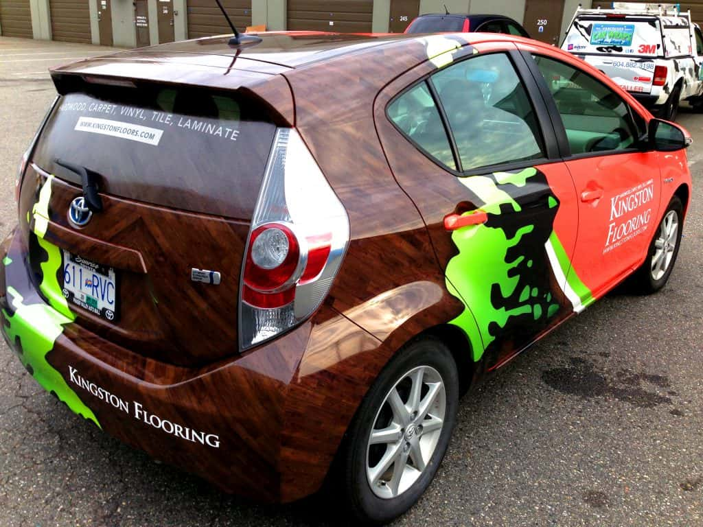 Custom vehicle wraps: building your brand
