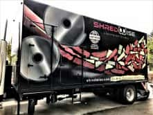 Shredwise full trailer wrap
