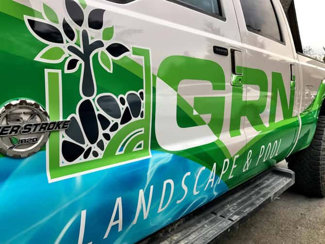 Vinyl vehicle wraps: the importance of high-quality materials
