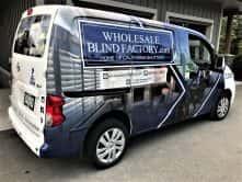 Wholesale blind factory full vehicle wrap