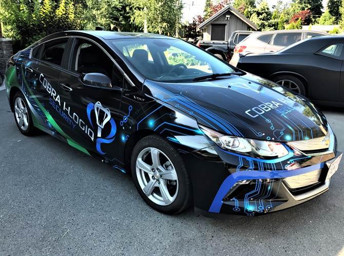 Designing your custom vehicle wrap