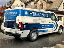 Westcoast Audio Video Gallery full vehicle wrap