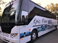 Epic Rides partial vehicle wrap