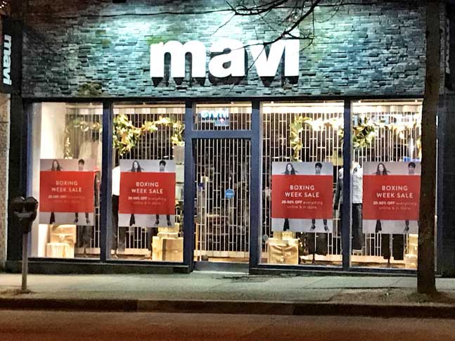 Mavi window wraps