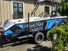 boat vinyl graphics