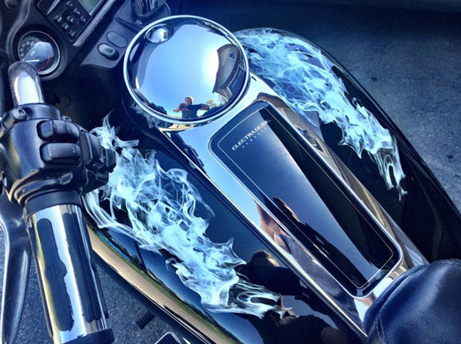 motorcycle vinyl wraps