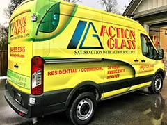 fleet wrap for vans