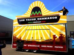 taco truck food truck wrap