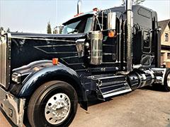 calgary semi truck wrap