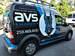 sprinter van wrap in langley, bc