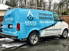 Business vehicle wrap Chilliwack