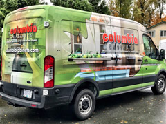 Van wrap New Westminster