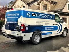 West Vancouver van wraps